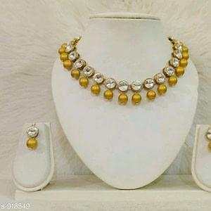 kundan necklace set (2)