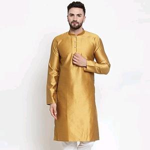 Attractive Men's Kurta Pajama Set