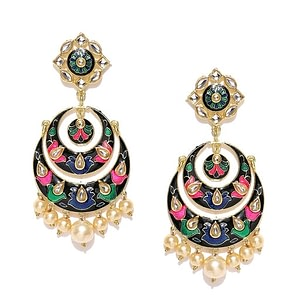 Elegant Women's Earring for ethnic wears | | Jewelry Collection |