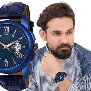 MissPerfect Analog Watch For Men And Boys