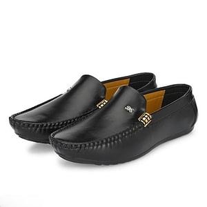 Modern Men Loafers (Black)