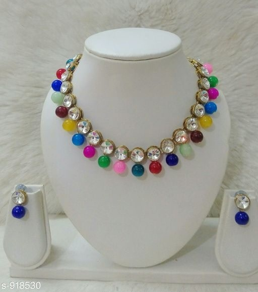 kundan necklace set (3)