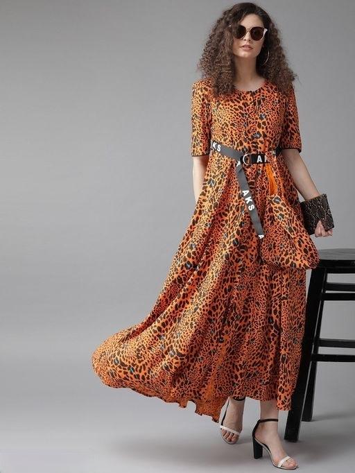 printed maxi dress (2)