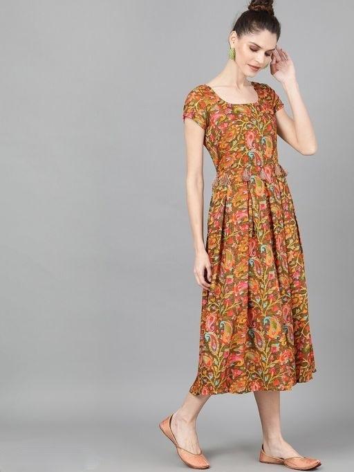 floral printed dress (4)
