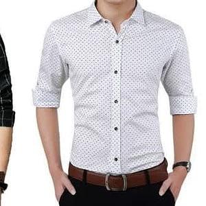 Buy 1 Get 1 Free Casual Men's Shirt Vol2