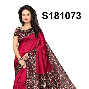 Logita Bhagalpuri Silk Sarees