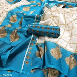 Elegant Art silk Saree.