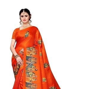Mysore Art Silk Saree.