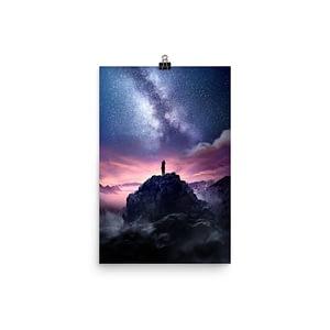 Primium painting Poster.